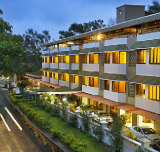 Lagoona hotel resort in Lonavala near Khandala and Mumbai