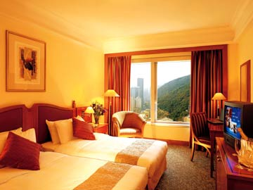 Stayingat Harbour Plaza North Point Hotel In Hongkong