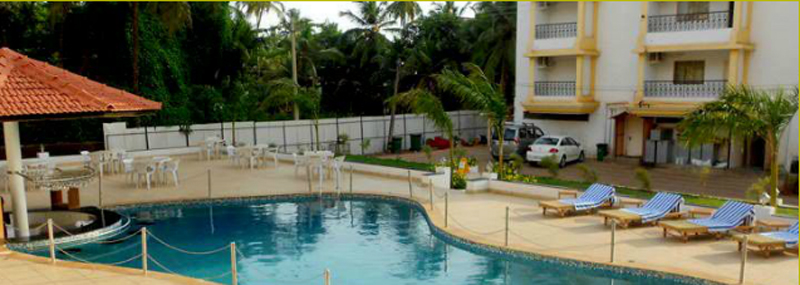 Hotels In Colva Beach Goa India