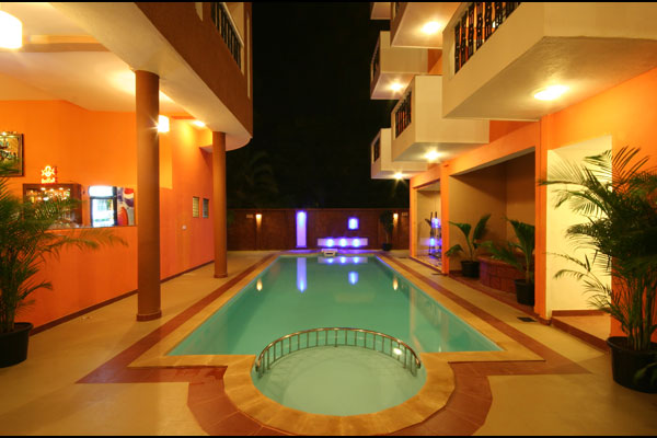 Le-Season Beach Resort Candolim Goa