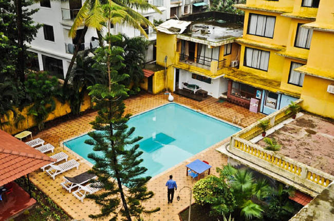 Peninsula Beach Resort Calangute Goa